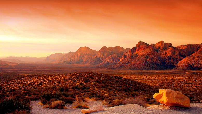 ThingsToDoAROUNDVegas - Red Rocks