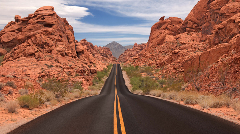 ThingsToDoAROUNDVegas - Valley of Fire