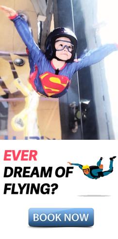 iFly Indoor Skydive