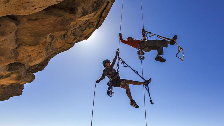6AdrenalineValentines_rock climb