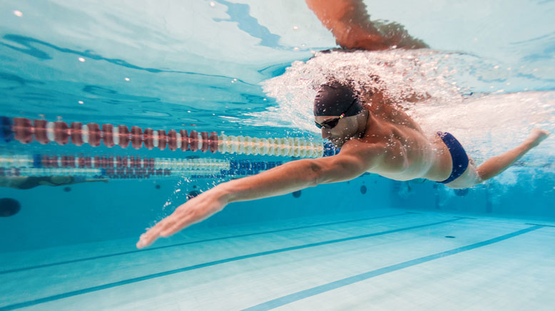Low Impact Workouts_Swimming