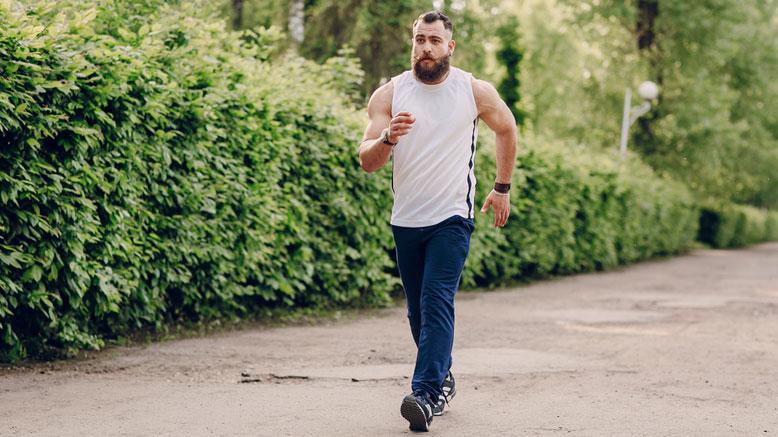Low Impact Workouts_Walking