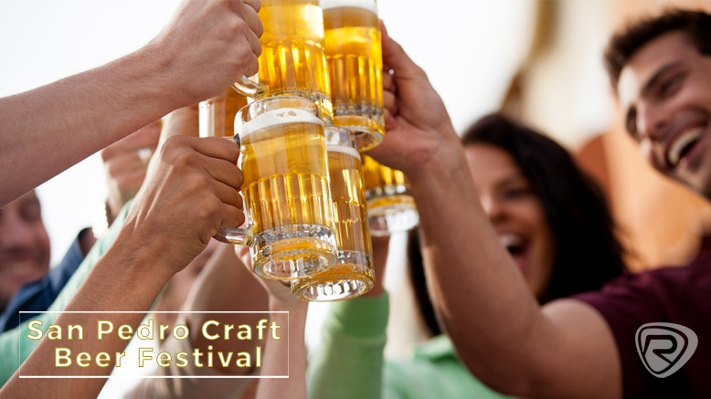 Things To Do This Weekend - 3-18-16 - San Pedro Beer Festival