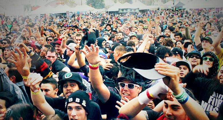 High Life Crowd