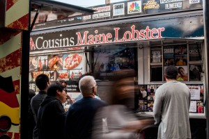Cousins Maine Lobster Rush49 Best of LA Food Truck
