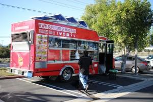 Super Smash Buns Rush49 Best of LA Food Truck