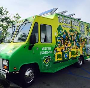 ta bom truck Rush49 Best of LA Food Truck
