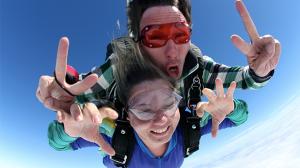 Miami Sky diving